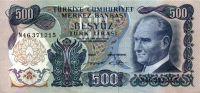 Devamını oku: 6.Emisyon 500 Türk Lirası